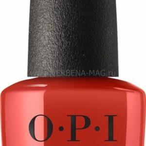 OPI Лак Classic NLM90 ¡Viva для Ногтей