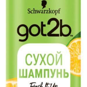 Schwarzkopf Got2b Fresh it Up Mini Сухой шампунь Экстра-свежесть