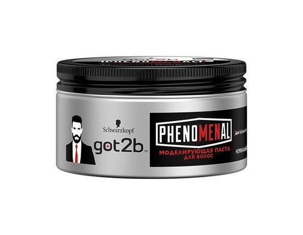 Schwarzkopf Got2b PhenoMenal Моделирующая паста для волос