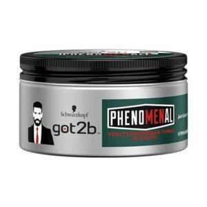 Schwarzkopf Got2b PhenoMenal Текстурирующая глина для волос