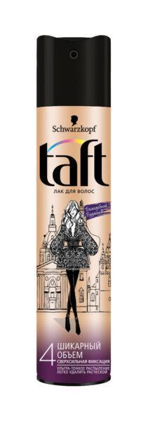 Schwarzkopf & Henkel Taft City Styles Бесподобный Будапешт Шикарный объем 4