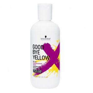 Schwarzkopf Шампунь Goodbye Yellow Высокопигментированный Нейтрализующий