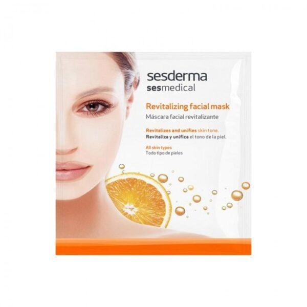 Sesderma Маска Sesmedical Revitalizing Facial Mask для Лица Восстанавливающая