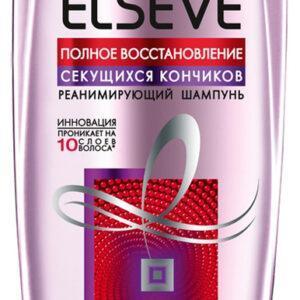 Шампунь для волос L'Oreal Paris Elseve Полное восстановление кончиков