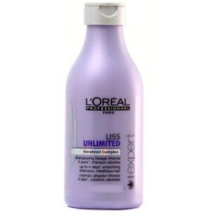 Шампунь для волос LOreal Professionnel Liss Unlimited