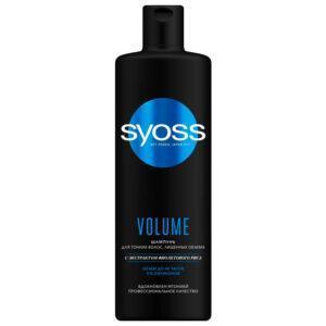 шампунь SYOSS Volume Lift 450мл