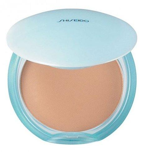 Shiseido Pureness Матирующая компактная пудра