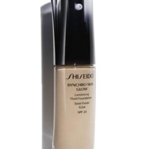 Shiseido Synchro Skin Glow Fluid Foundation