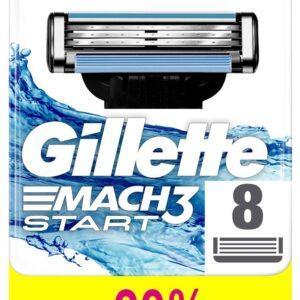 Сменные кассеты для бритья Gillette Mach 3 Start