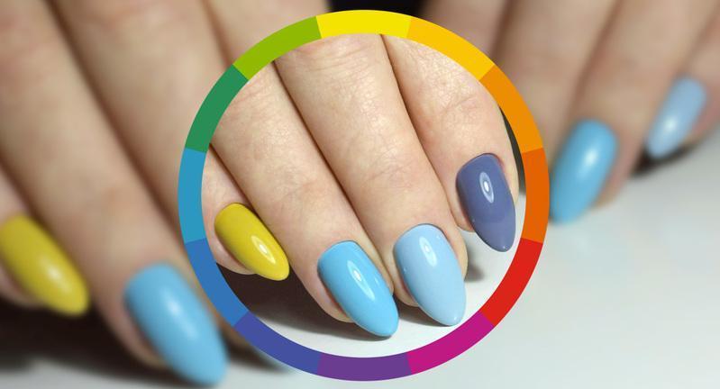 Цветовые решения в дизайне ногтей