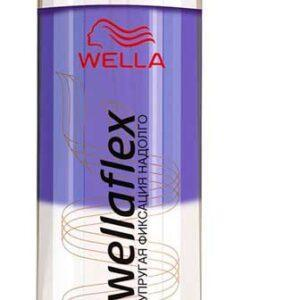 Спрей для горячей укладки волос Wellaflex