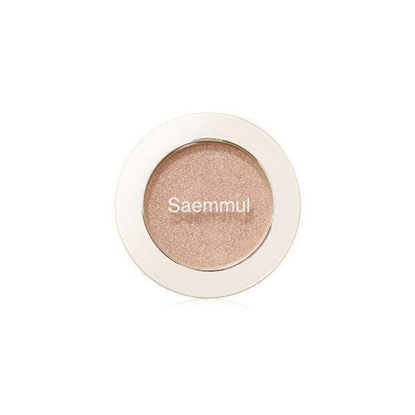 Тени для глаз и бровей The Saem Saemmul Single Shadow (Shimmer) BE02 2 г