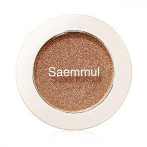 Тени для глаз и бровей The Saem Saemmul Single Shadow (Shimmer) BR05 2 г