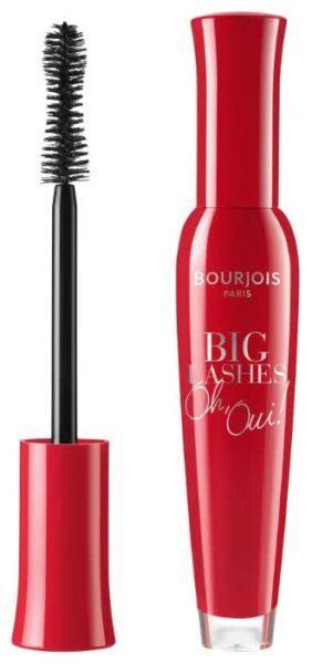 Тушь для ресниц Bourjois Big Lashes OH OUI Mascara Тон 001