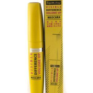 Тушь для ресниц объемная FarmStay Visible Difference Volume Up Mascara