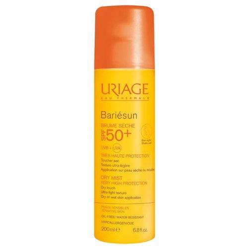 Uriage Bariesan сухая дымка-спрей SPF 50 200 мл