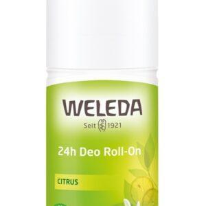 WELEDA Дезодорант Roll-On Цитрусовый 24 часа