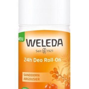 WELEDA Дезодорант Roll-On Облепиховый 24 часа