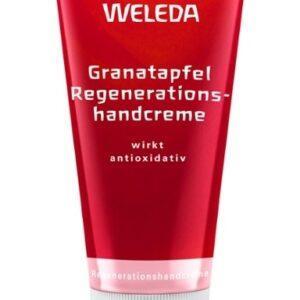 WELEDA Крем Granatapfel Гранатовый Восстанавливающий для Рук