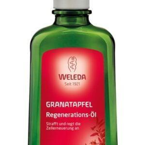 WELEDA Масло Granatapfel Гранатовое Восстанавливающее для Тела