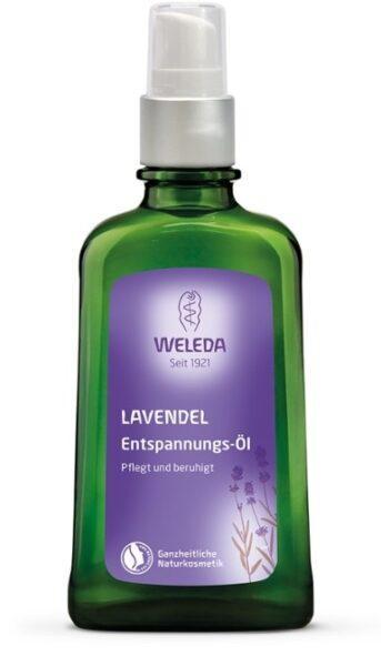 WELEDA Масло Lavendel с Лавандой Расслабляющее