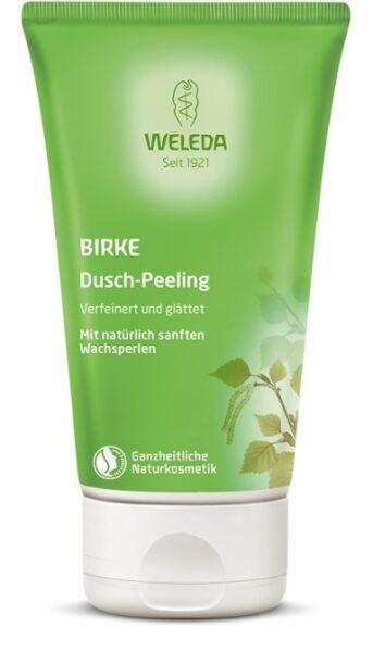 WELEDA Пилинг Birch Shower Peeling для Душа Березовый