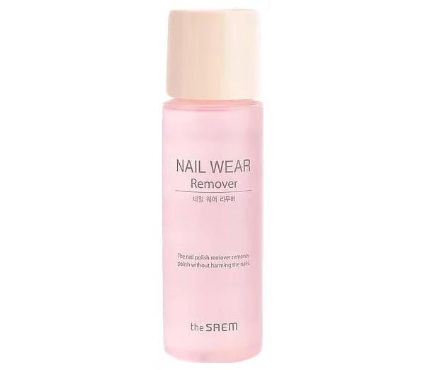 Жидкость для снятия лака The Saem Nail Wear Remover 100мл