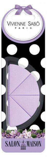 Набор спонжей для макияжа Vivienne Sabo Salon-a-Maison треугольные