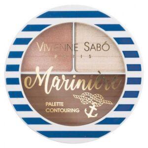 Палетка для скульптурирования Vivienne Sabo Marinire 02 холодный