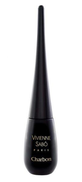 Подводка для глаз жидкая Vivienne Sabo Liner Pinceau Charbon Черный тон 01