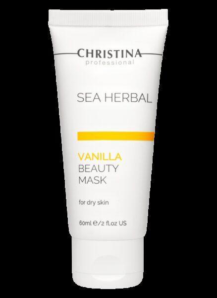 Sea Herbal Beauty Mask Vanilla for dry skin