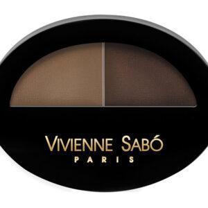 Vivienne Sabo Brow Arcade Eyebrow Shadow Duo