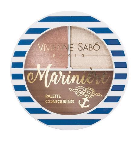 Vivienne Sabo Face Contouring Palette Mariniere