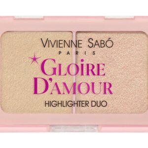 Vivienne Sabo Palette Illuminatrice Gloire d'amour