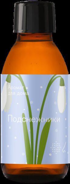 Библиотека ароматов Диффузор «Подснежники» (Snowdrops) 125мл