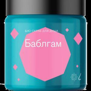 Библиотека ароматов Скраб для тела «Баблгам» (Bubble Gum) 125мл