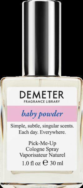 Demeter Fragrance Library Духи-спрей «Детская присыпка» (Baby Powder) 30мл