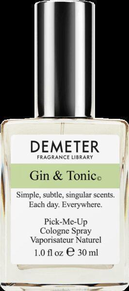 Demeter Fragrance Library Духи-спрей «Джин & Тоник» (Gin & Tonic) 30мл