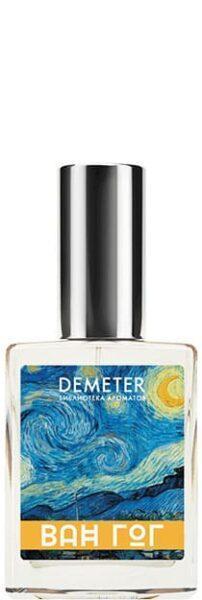 Demeter Fragrance Library Духи-спрей «В. Ван Гог — «Звёздная ночь» (1889 г.)» (Vincent van Gogh. Starry Night) 30мл