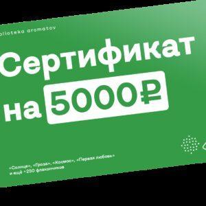 Сертификат «Электронный сертификат XL» (Certificate XL) 1шт